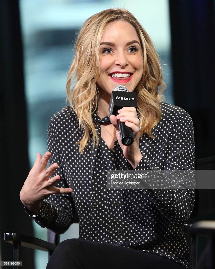 Actress and author Jenny Mollen speaks at AOL Build Speaker Series - Jenny  Mollen, '