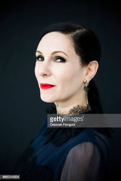 Actress and author Jill Kargman poses for a portrait in May 2016 in New York City New York
