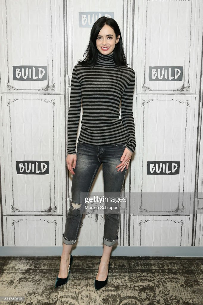 "Build Presents Krysten Ritter Discussing ""Bonfire"""