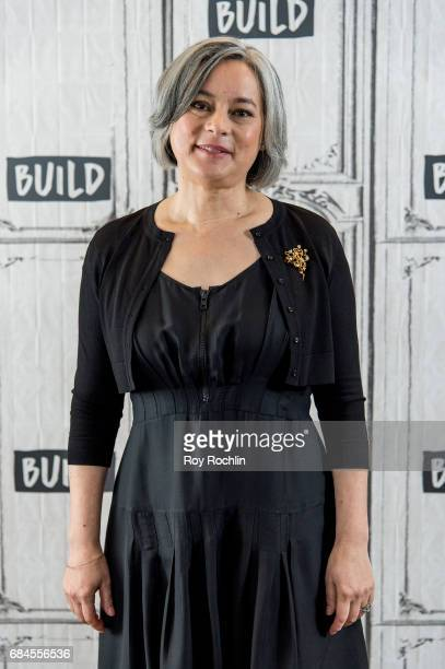 Actress and author Meg Tilly discusses Solace Island with the Build Series at Build Studio on May 18 2017 in New York City