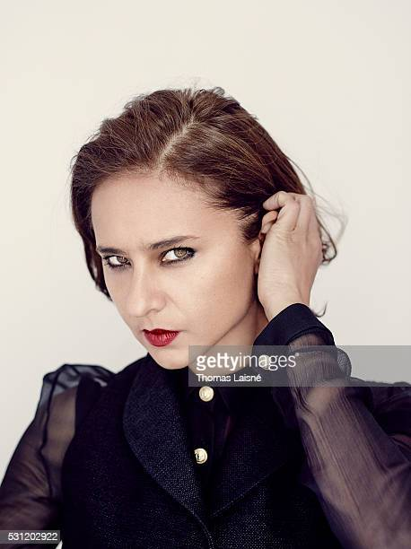 Actress and ballerina Nelly Karim is photographed on May 12 2016 in Cannes France