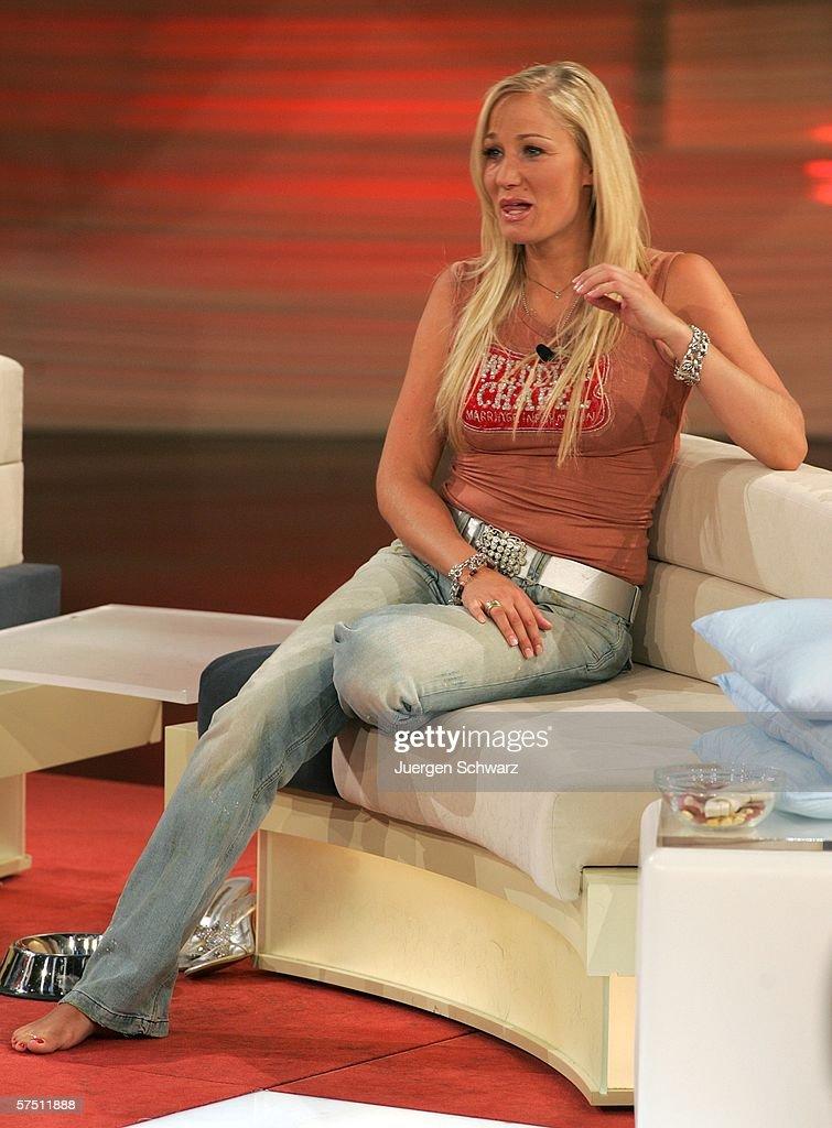 Janine kunze feet