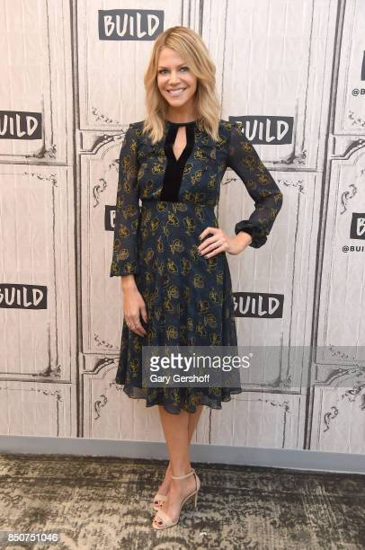 Actress and comedian Kaitlin Olson visits the Build Series to discuss her show 'The Mick' at Build Studio on September 21 2017 in New York City