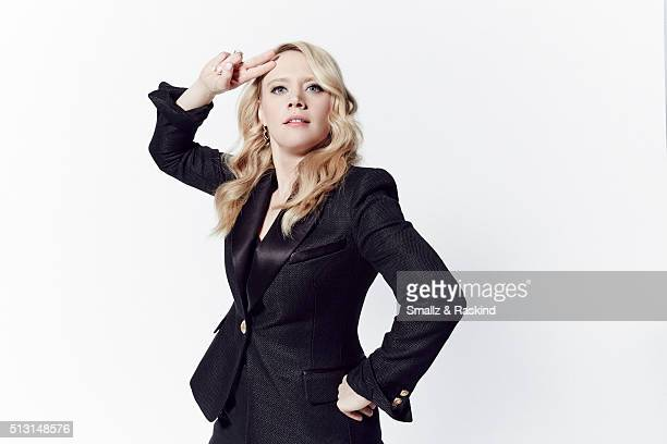 Actress and comedian Kate McKinnon poses for a portrait at the 2016 Film Independent Spirit Awards on February 27 2016 in Santa Monica California