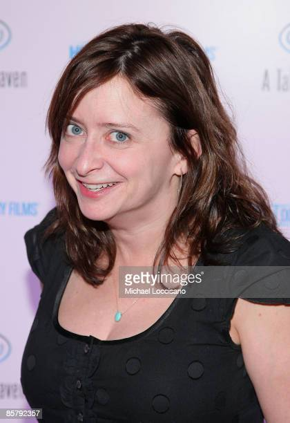 Actress and comedian Rachel Dratch attends the New York celebration of the HBO documentary Le Cirque A Table In Heaven at Le Cirque on December 3...