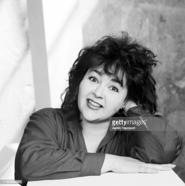 Actress and comedian Roseanne Barr poses for a portrait in Los Angeles, California.