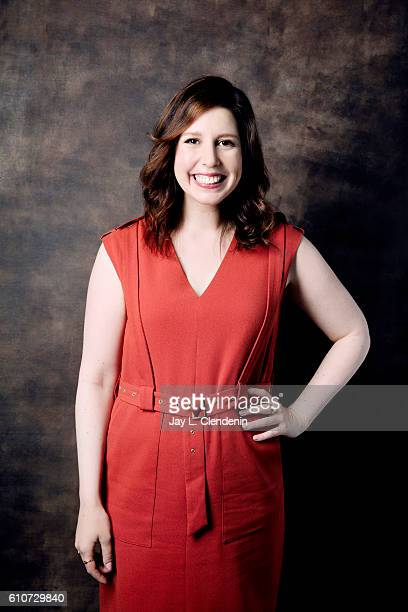 Actress and comedian Vanessa Bayer of the film 'Carrie Pilby' poses for a portraits at the Toronto International Film Festival for Los Angeles Times...