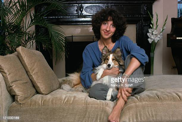Actress and comedienne Andrea Martin 1979