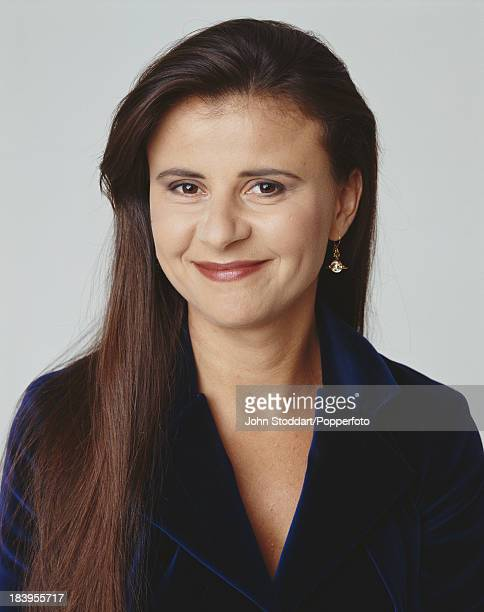 Actress and comedienne Tracey Ullman 1993