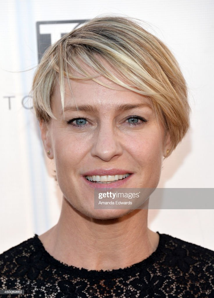 Los Angeles Confidential Magazine And Cover Star Robin Wright Celebrate The Magazine's Women Of Influence Issue