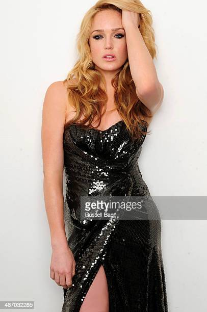Actress and dancer Caity Lotz is photographed for Be magazine on October 1 2013 in Santa Monica California PUBLISHED IMAGE