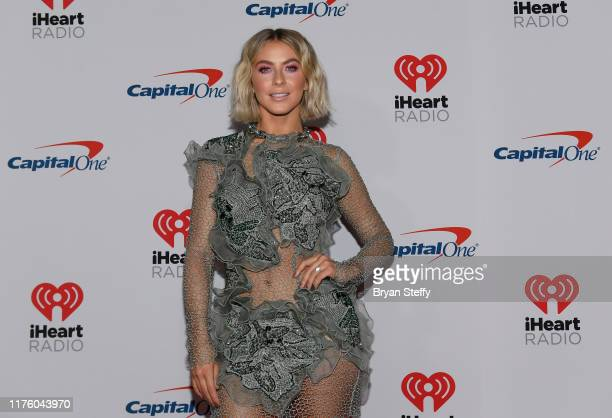 Actress and dancer Julianne Hough attends the 2019 iHeartRadio Music Festival and Daytime Stage at T-Mobile Arena on September 20, 2019 in Las Vegas,...
