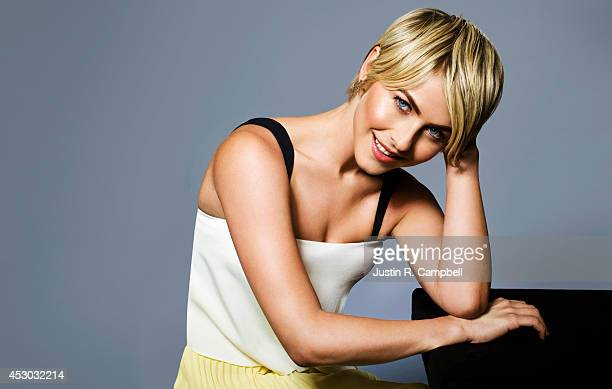 Actress and dancer Julianne Hough is photographed for Just Jared on April 26 2014 in Los Angeles California PUBLISHED ONLINE