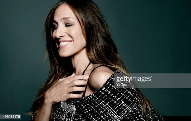 Actress and designer Sarah Jessica Parker is photographed for Variety on April 8 2014 in New York City PUBLISHED IMAGE