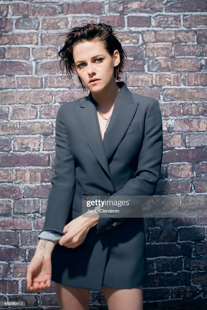 Actress and director Kristen Stewart is photographed for Los Angeles Times on March 1, 2017 in Los Angeles, California. PUBLISHED IMAGE.