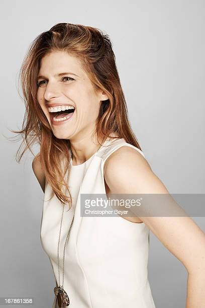 Actress and director Lake Bell is photographed for Entertainment Weekly Magazine on January 21 2013 in Park City Utah