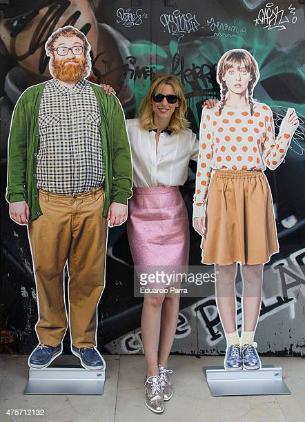 Actress and director Leticia Dolera attends the photocall for the movie 'Requisitos para ser una persona normal' at Palafox cinema on June 3 2015 in...