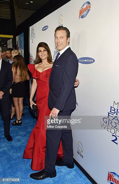 36 Windex Brand My Big Fat Greek Wedding 2 Premiere Photos And Premium High Res Pictures Getty Images