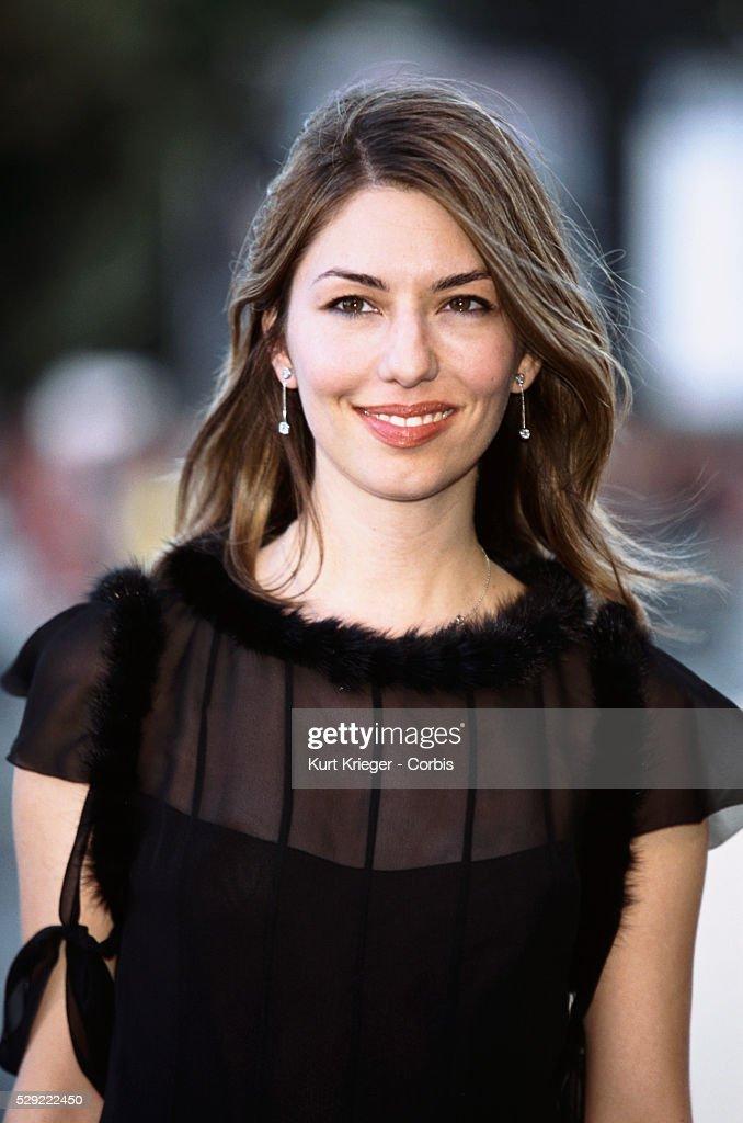 Actress and Director Sofia Coppola : News Photo