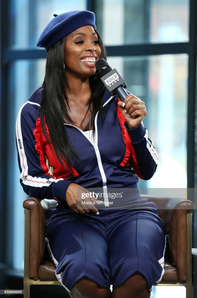 "Build Presents Tasha Smith Discussing The New Film ""When Love Kills"""