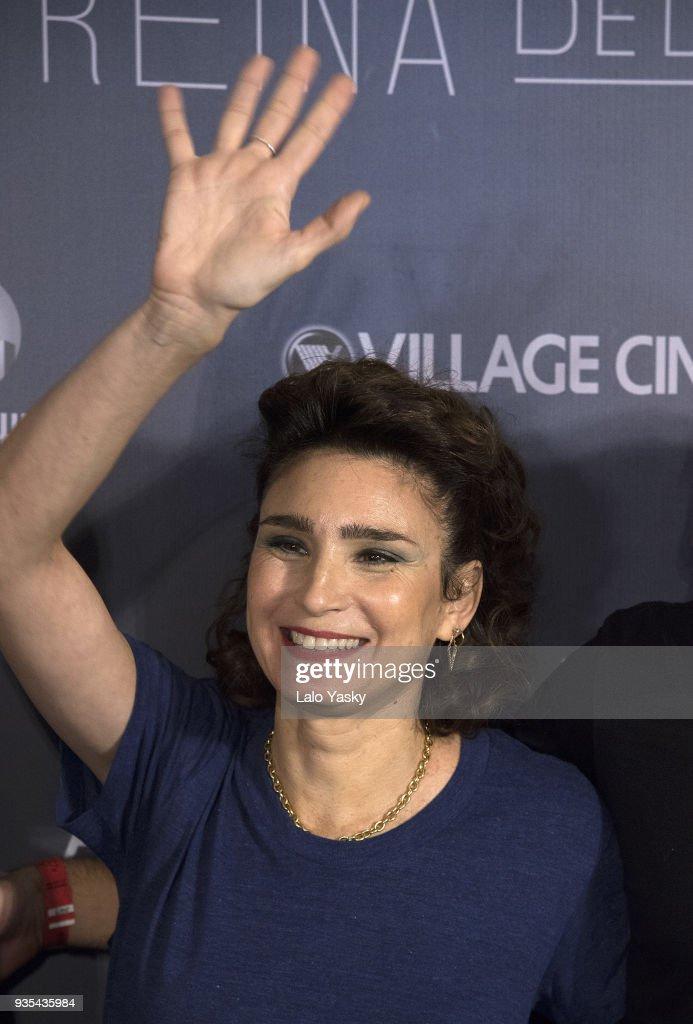 'La Reina del Miedo' Premiere In Buenos Aires