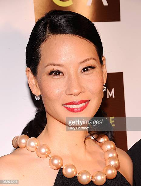 Actress and event honoree Lucy Liu attends the Museum of Chinese in America 30th Anniversary Gala at Capitale on December 16 2009 in New York City