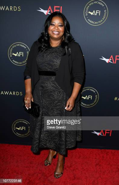 Actress and Executiev Producer of 'Green Book' Octavia Spencer attends the 19th Annual AFI Awards at Four Seasons Hotel Los Angeles at Beverly Hills...