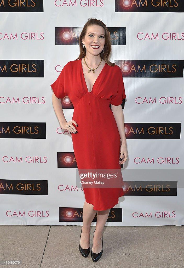 "Screening Party For New Original Web Series, ""CAM GIRLS"" : News Photo"