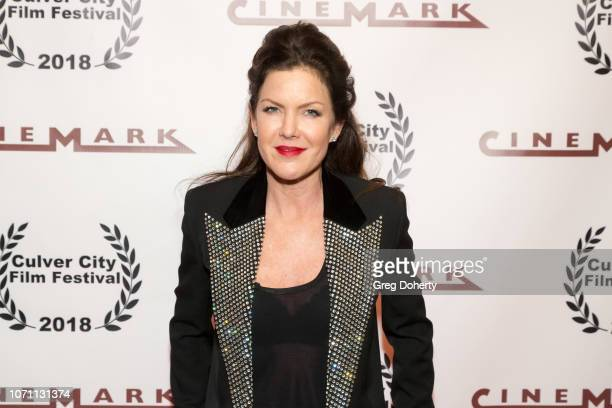 Actress and Executive Producer Kira Reed Lorsch attends a screening of Acts Of Desperation At Culver City Film Festival Starring Paul Sorvino Kira...
