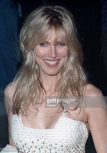Actress and fashion model Alana Stewart formerly Alana Hamilton 1992