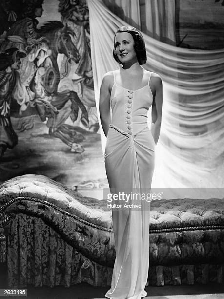 Actress and film star Norma Shearer