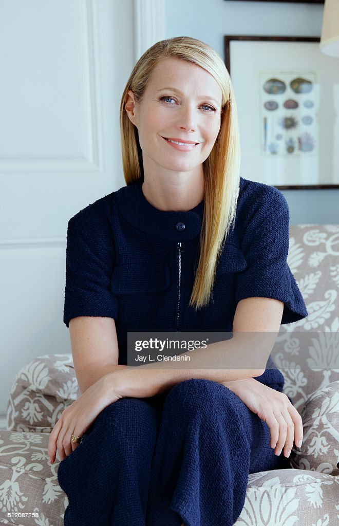 Gwyneth Paltrow, Los Angeles Times, February 21, 2016