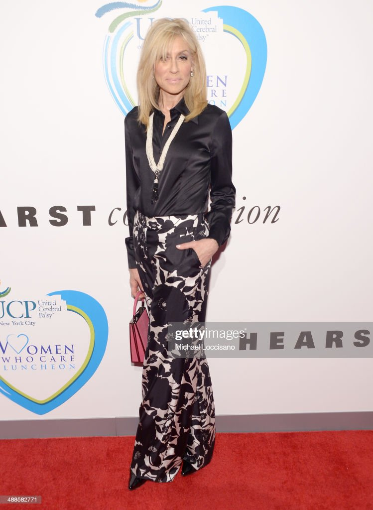 Actress and honoree Judith Light attends the 13th annual Women Who Care event benefiting United Cerebral Palsy of New York City at Cipriani 42nd Street on May 7, 2014 in New York City.