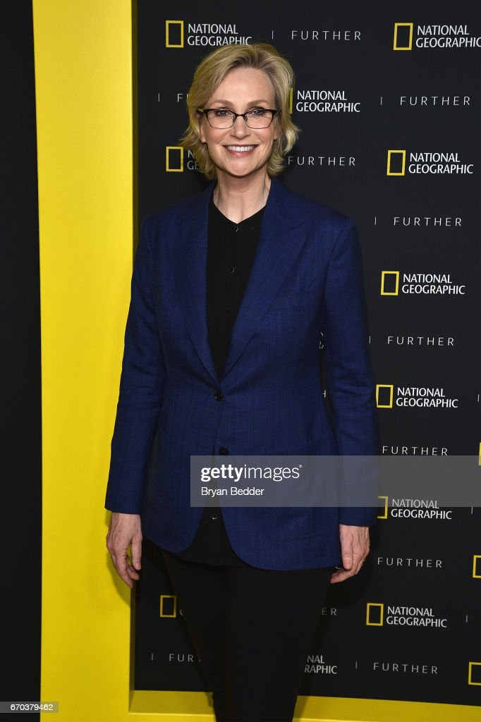 National Geographic's Further Front Event In New York City - Red Carpet
