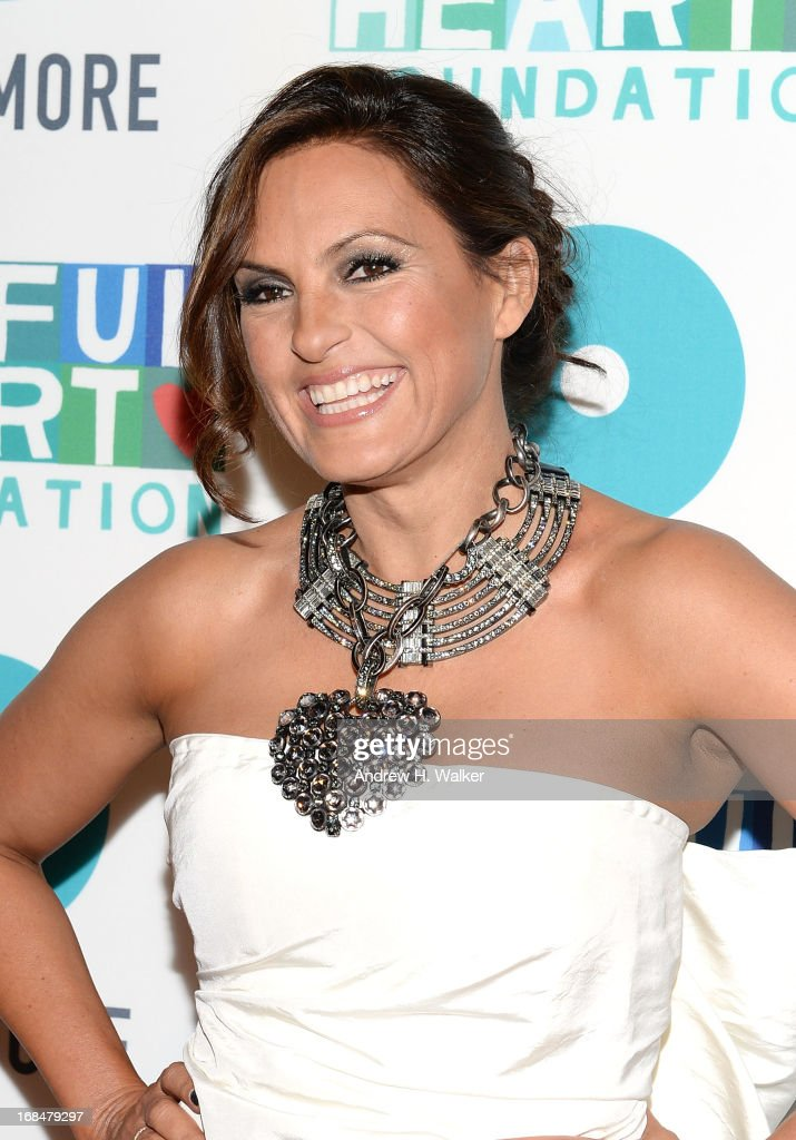 Actress and Joyful Heart Foundation founder Mariska Hargitay attends the 2013 Joyful Heart Foundation Gala at Cipriani 42nd Street on May 9, 2013 in New York City.