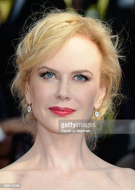 Actress and jury member Nicole Kidman attends the 'Zulu' Premiere and Closing Ceremony during the 66th Annual Cannes Film Festival at the Palais des...