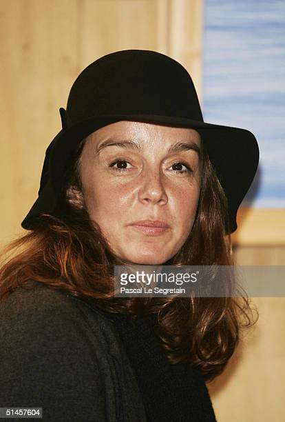 Actress and Jury member, Philippine Leroy-Beaulieu attends a photocall on the third day of the 15th Dinard Festival Of British Film on October 9,...