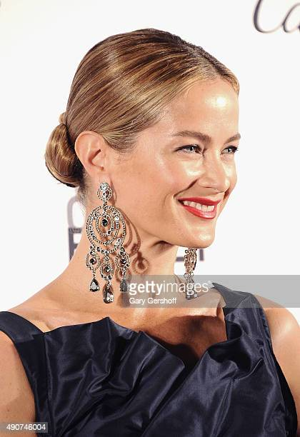 Actress and model Carolyn Murphy attends the 2015 New York City Ballet Fall Gala at the David H Koch Theater at Lincoln Center on September 30 2015...