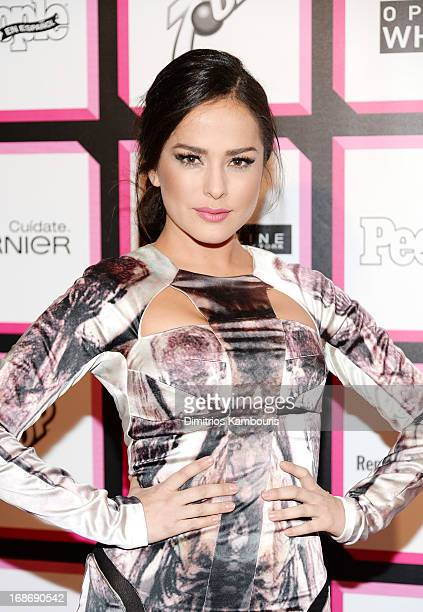 Actress and model Danna Garcia attends People En Espanol's 50 Most Beautiful 2013 at Marquee on May 13, 2013 in New York City.