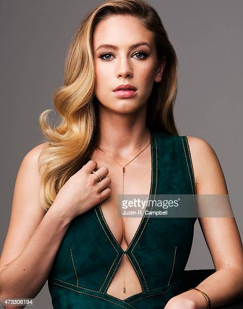 Actress and model Dylan Penn is photographed for Just Jared on April 28 2015 in Los Angeles California