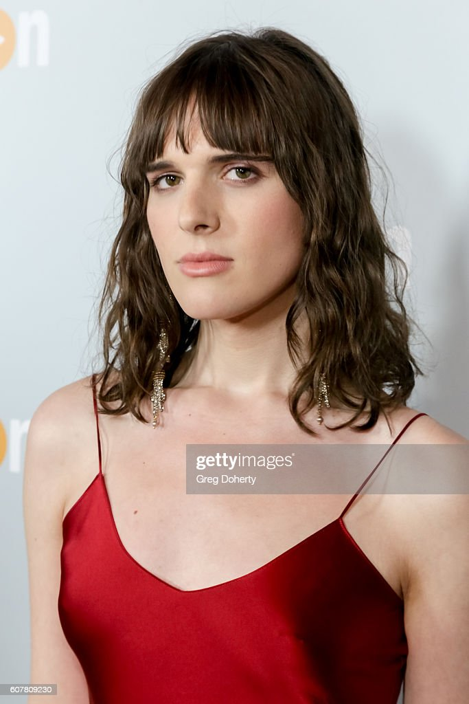 Actress and Model Hari Neff arrives at the Amazon's Emmy Celebration at the Sunset Tower Hotel on September 18, 2016 in West Hollywood, California.