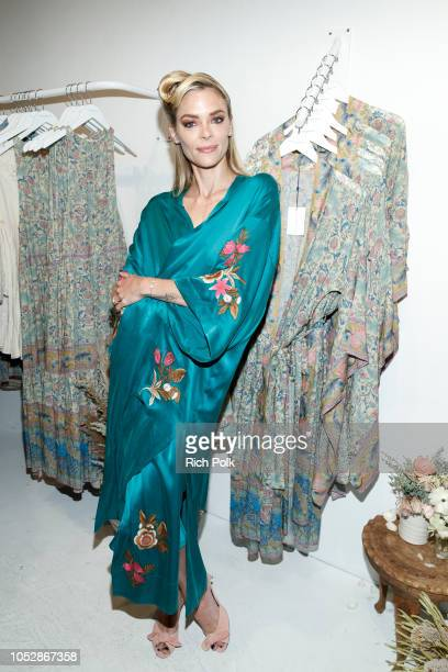 Actress and model Jamie King attends Spell The Gypsy Collective PopUp Opening Party on October 23 2018 in Venice California