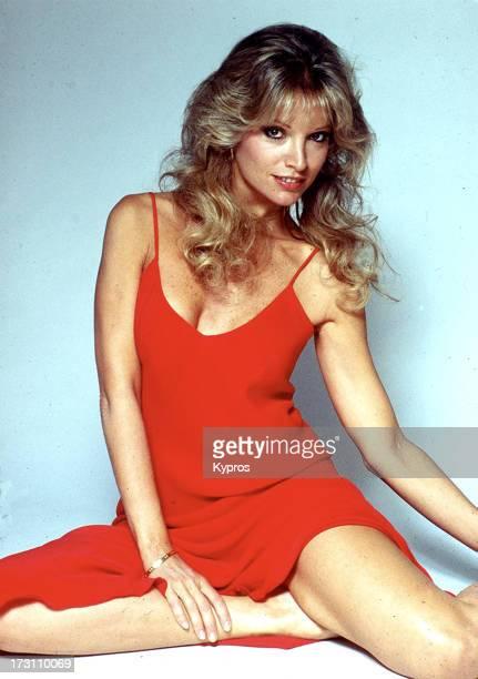 Actress and model Lois Hamilton 1986