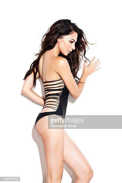 Actress and model Moran Atias is photographed for Maxim Magazine on July 6 2011 in Los Angeles California