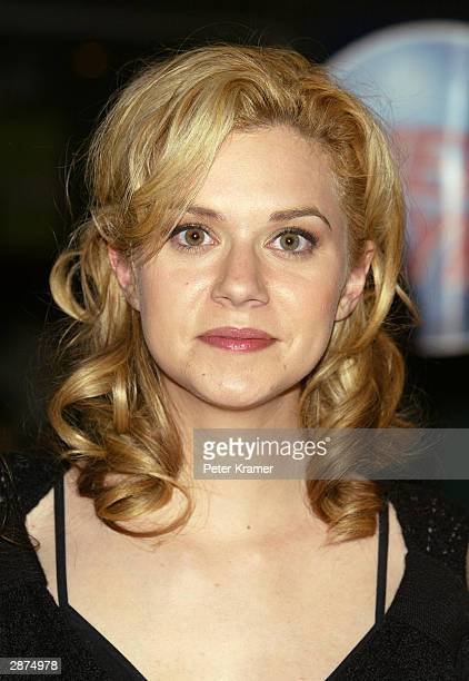 Actress and MTV VJ Hilarie Burton at Planet Hollywood to promote her new show 'One Tree Hill' and meet with fans on January 16 in New York City