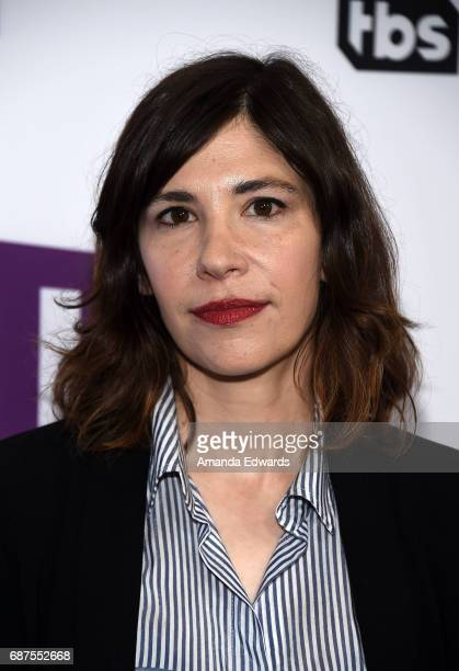 Actress and musician Carrie Brownstein arrives at TBS' Full Frontal With Samantha Bee For Your Consideration Event at the Samuel Goldwyn Theater on...