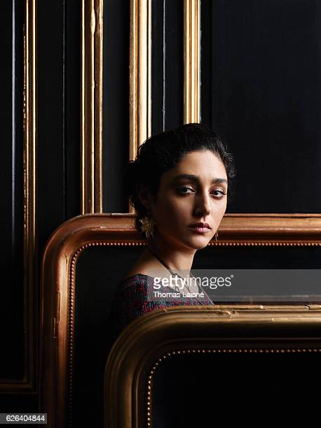 Actress and musician Golshifteh Farahani is photographed for Self Assignment on September 30 2016 in Paris France