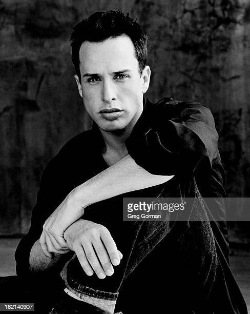 Actress and performer Alexis Arquette is photographed for Genre Magazine on January 1 1998 in Los Angeles California