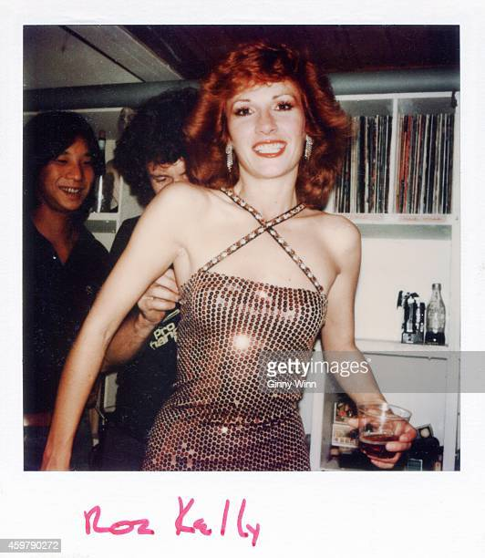 Actress and photographer Roz Kelly poses for portrait circa 1974 in Los Angeles California