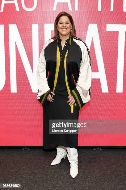 Actress and playwright Anna Deavere Smith attends SAGAFTRA Foundation Conversations 'Notes From The Field' at The Robin Williams Center on May 29...